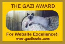 The Gazi Award for Website Excellence